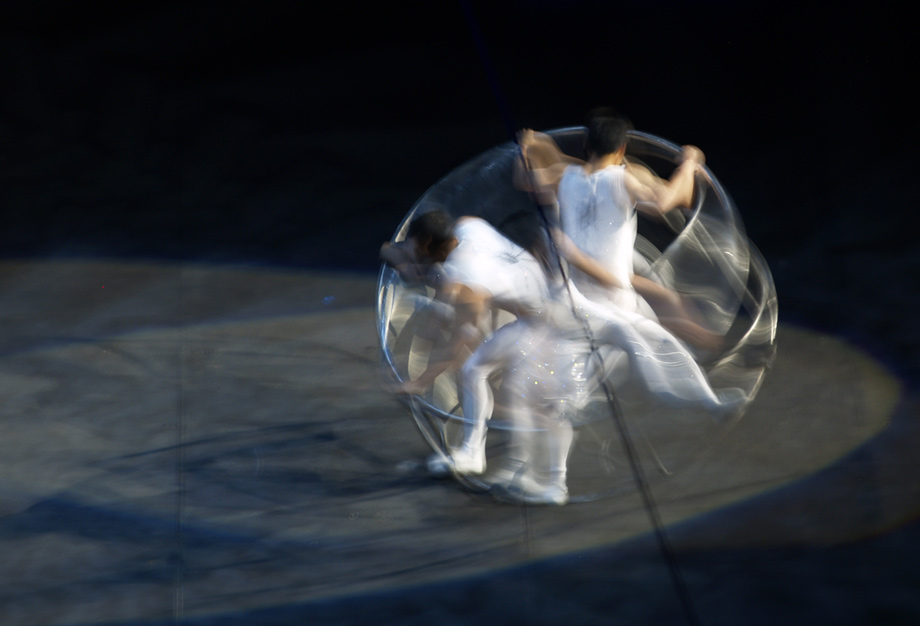 The Quater Dance I