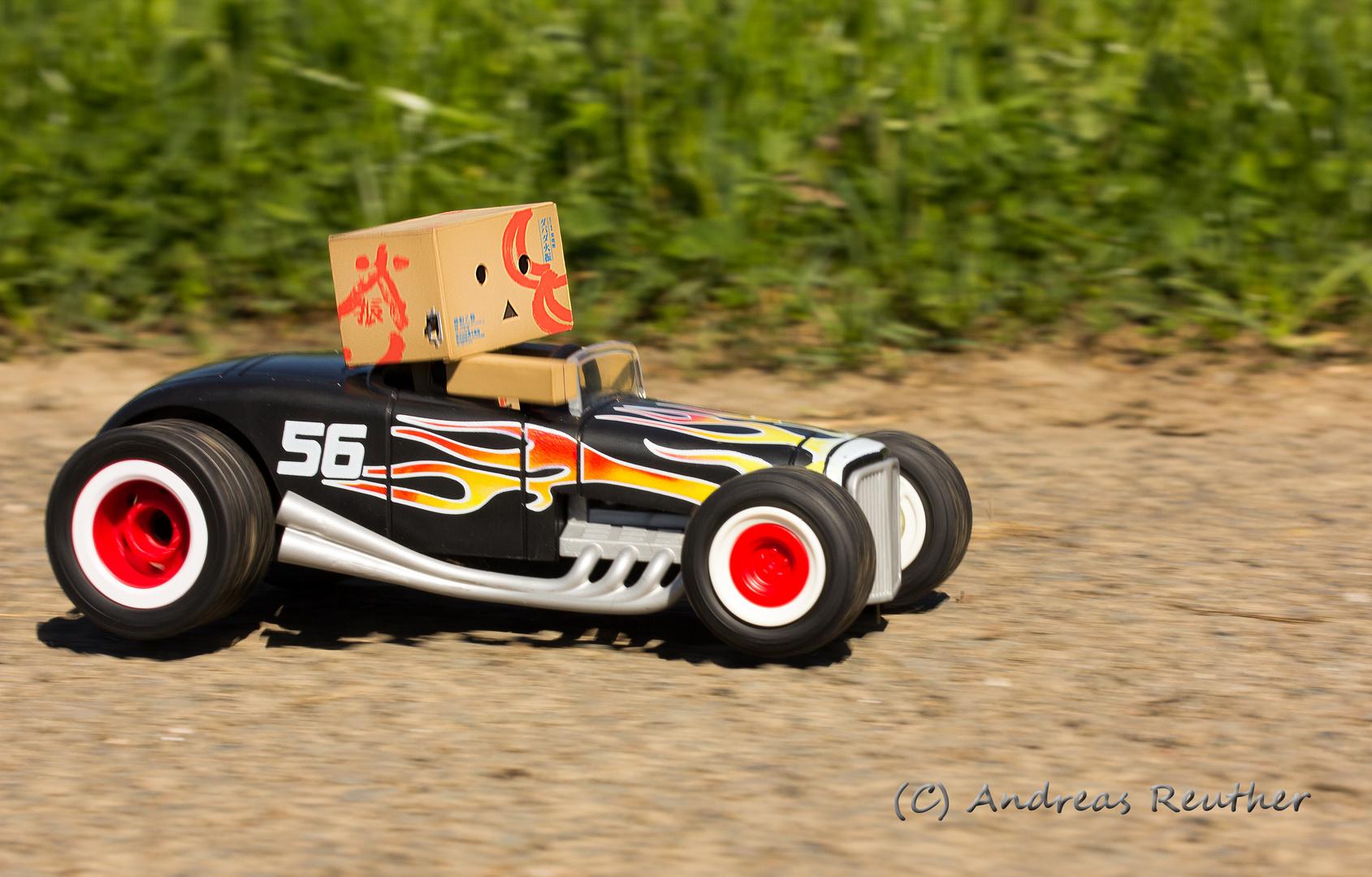 The Race 2.0