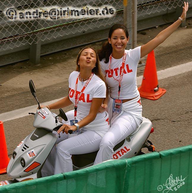 the race !!