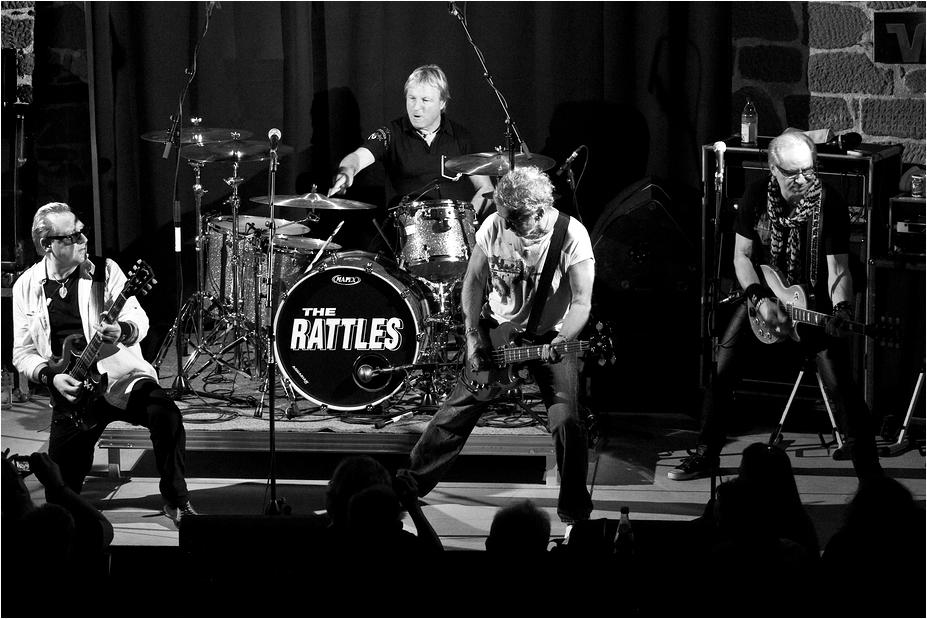 The Rattles (26.11.2010, Storchenkeller, Winnenden)