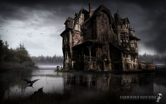 """The """"real"""" Cabin in the Woods"""
