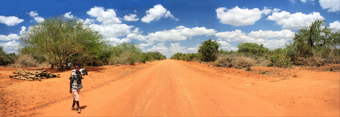 """""""The Red Road"""" di Daniele Di Palma"""