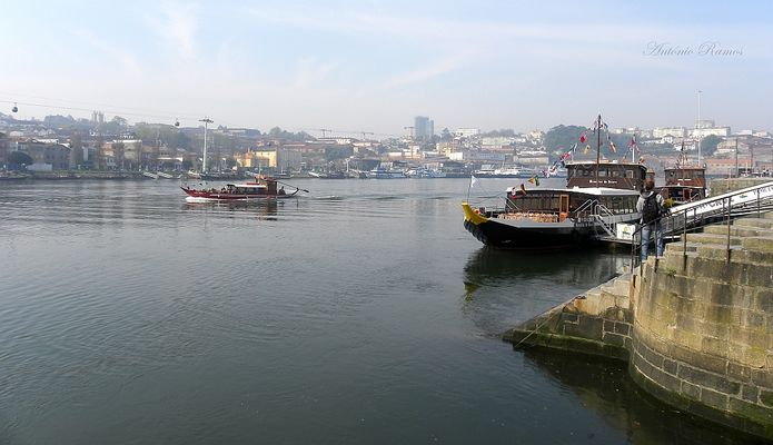 The Ribeira (Porto / Portugal)