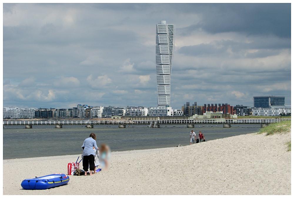 The Ribersborg Beach