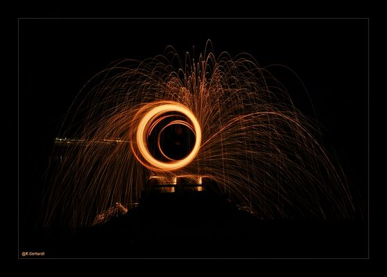 The Ring of Fire....