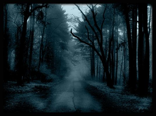 The road into the stolen time...