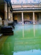 The Roman Baths, Bath, Somerset