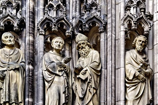 The Saints Are Watching