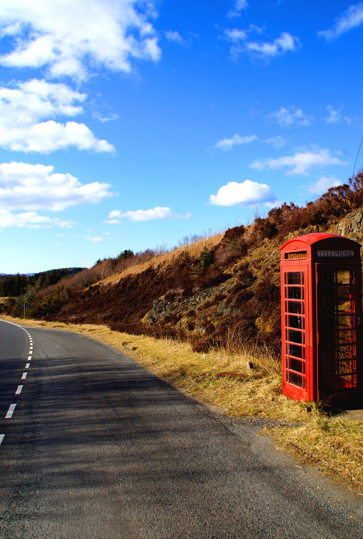 The scottish Telephone