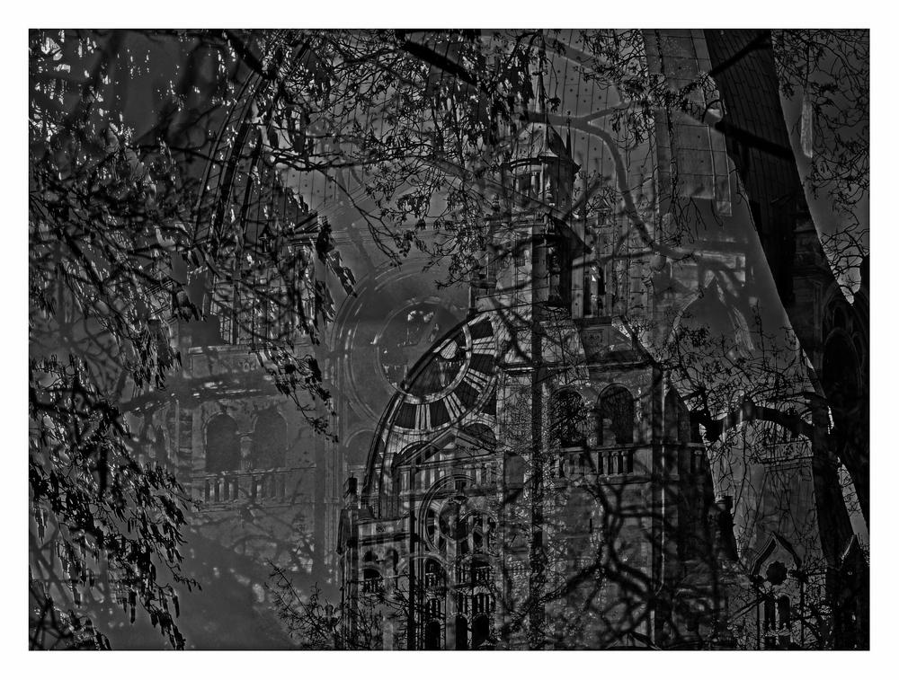 """""""The Secret House"""" von 1917."""