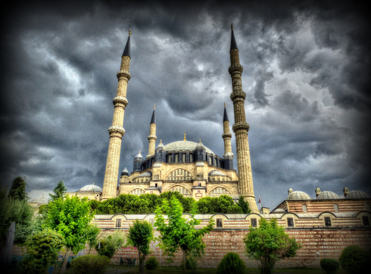 The Selimiye Mosque