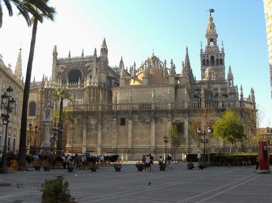 The Seville Cathedral - La Catedral de Sevilla