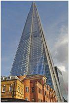 The Shard 310 Meter .