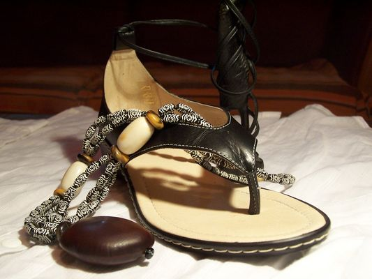 THE SHOES ART