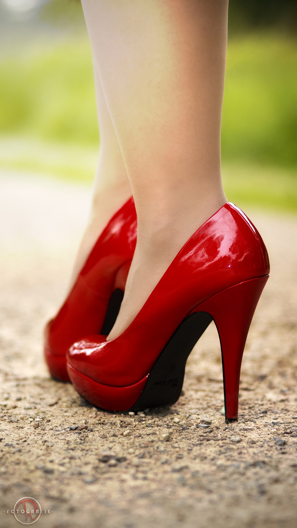 The Shoes of the Queen