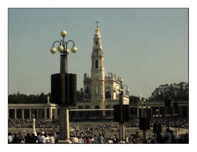 The Shrine of Fátima