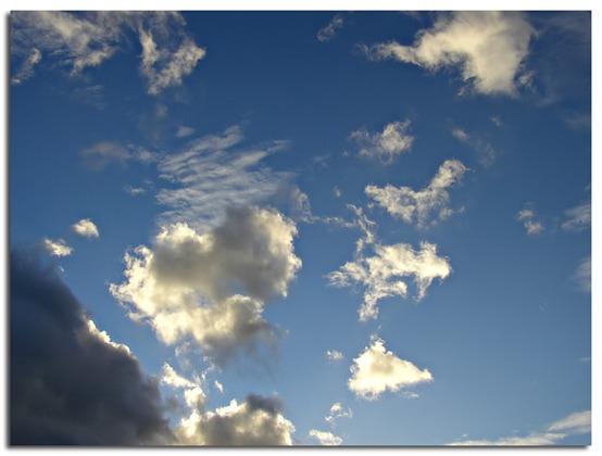 *the sky*