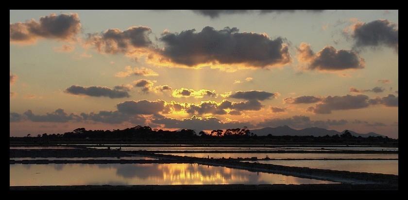 .. the sky of Sicily