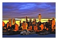 The Skyline & Piers
