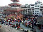 The small world of Kathmandu Durbar Market
