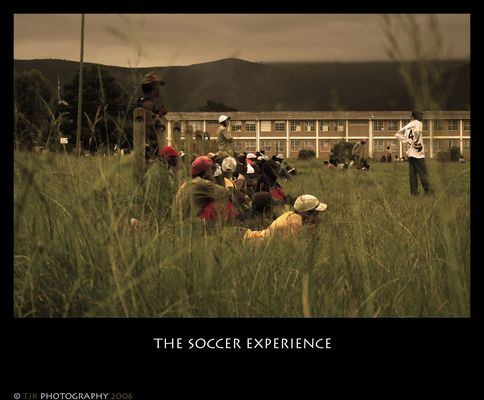 the soccer experience