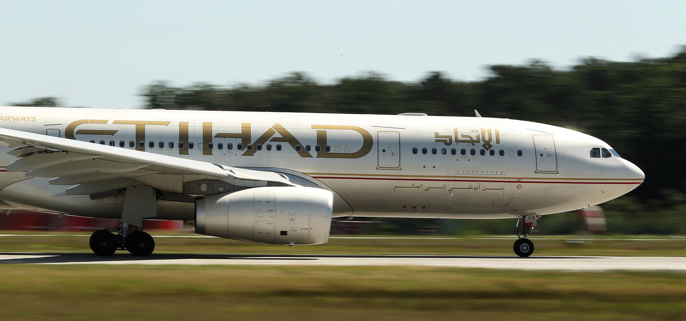 The Speed of ETIHAD 2