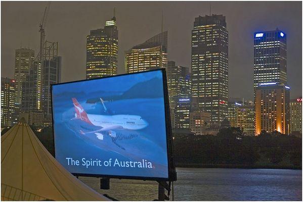 The Spirirt of Australia