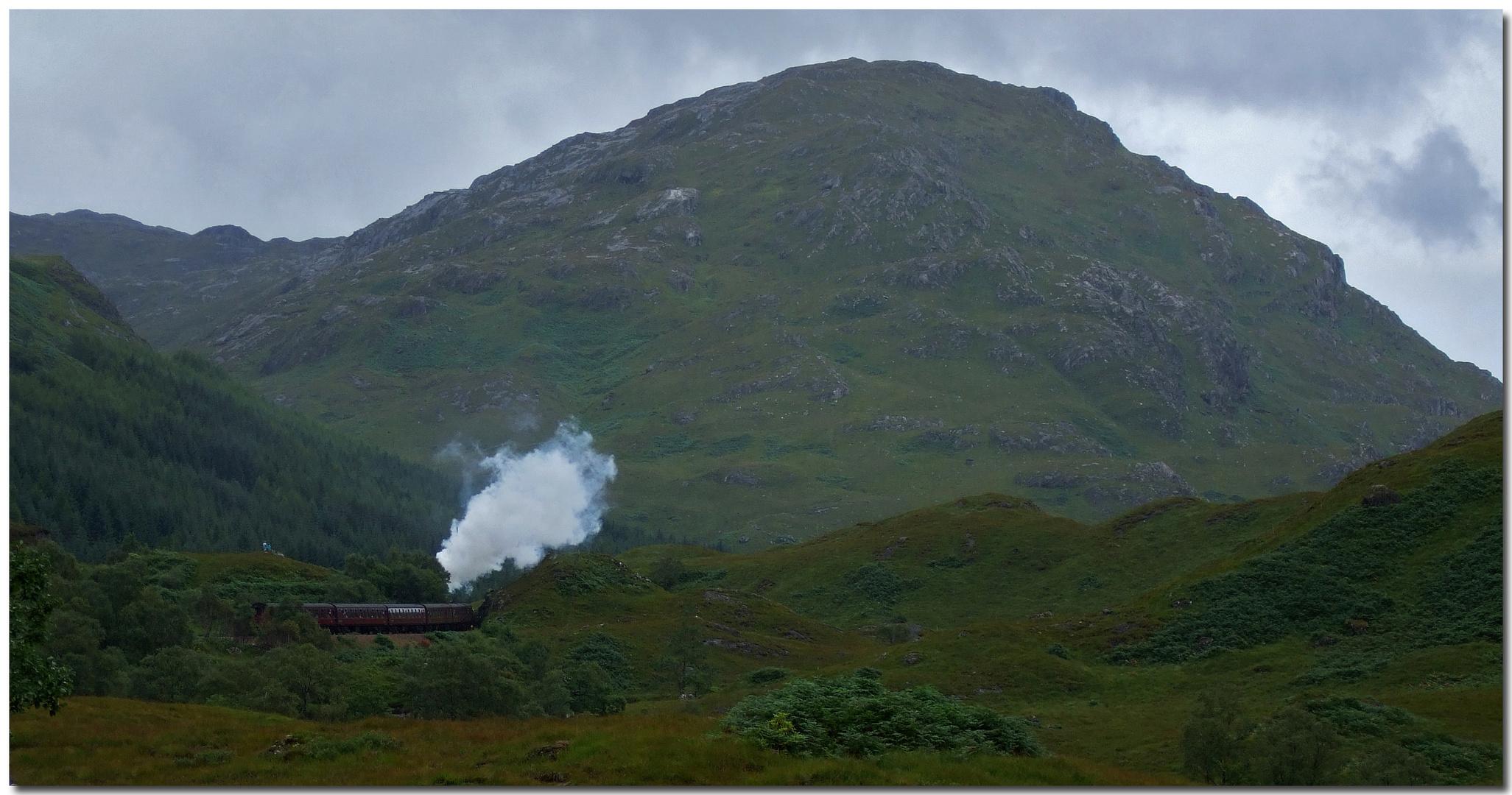 The spirit of Scotland XXXI