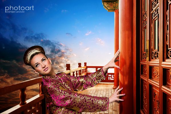 The Spirit of the Orient