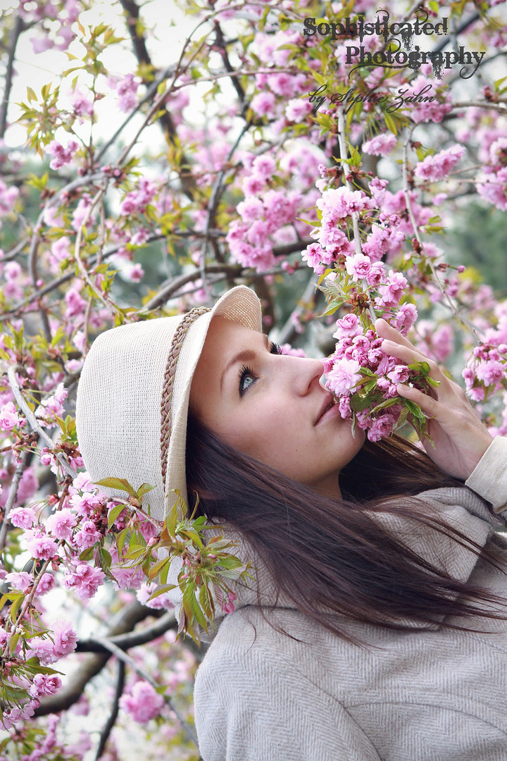 the spring is my love
