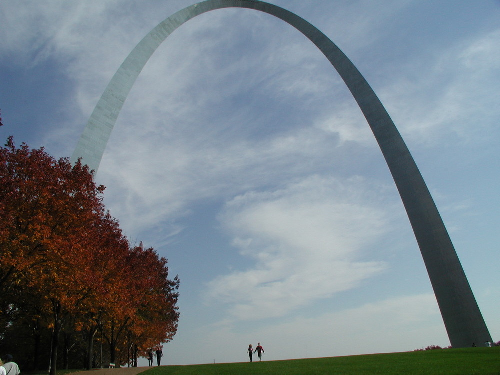 The St. Louis Arch 2000