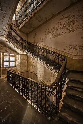 The Stairs to Desparation