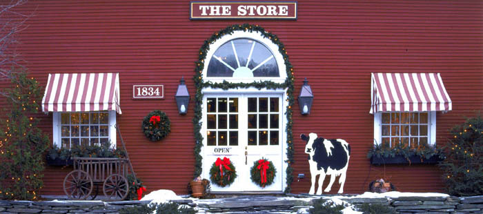"""""""The Store"""", Waitsfield, Vermont"""