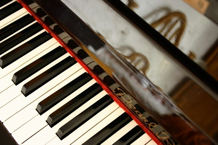 The story of piano