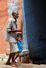 The streets of Varanasi - 2 -