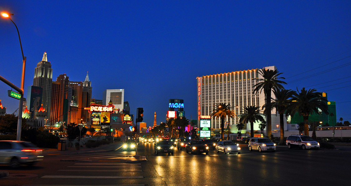 The Strip By Night III