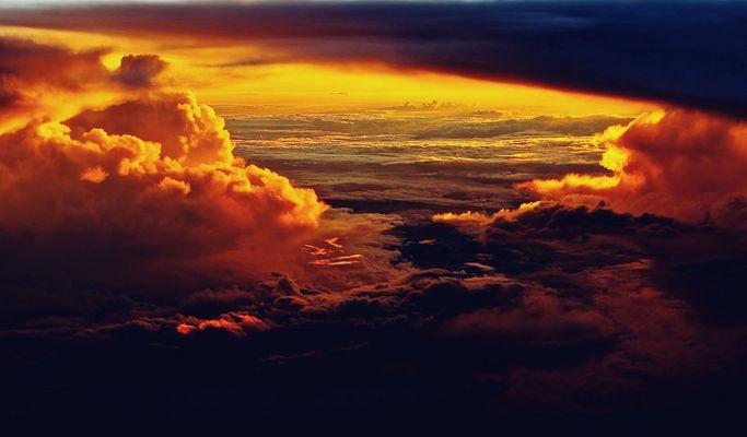 THE sublime sunrise