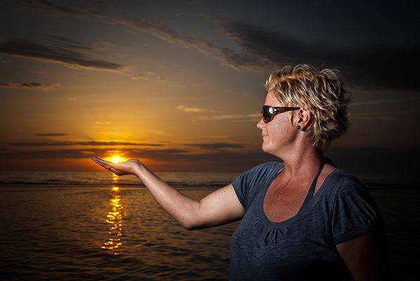 _the sun...._