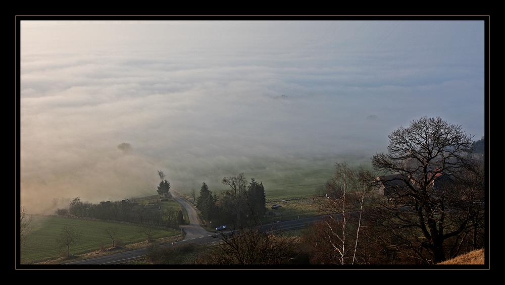 The Sun and the Fog 2