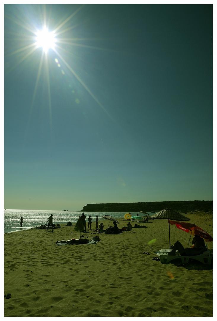- the sun -