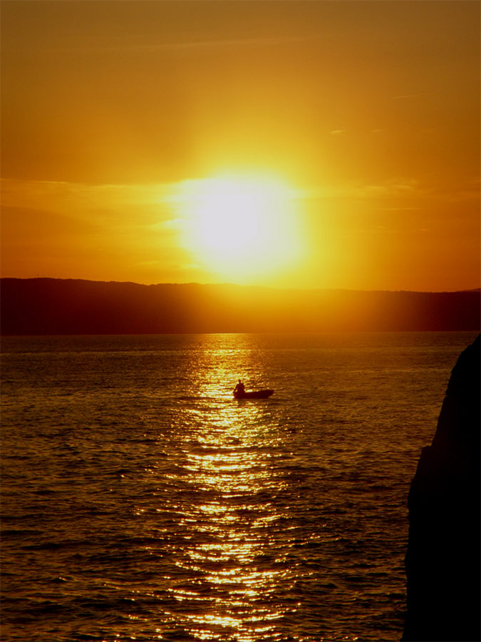 the sun - fisherman`s friend
