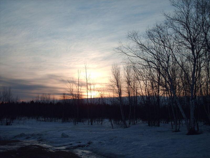 The Sun Is Awake