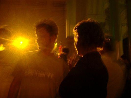 The Sun - Sylvesternacht 2004