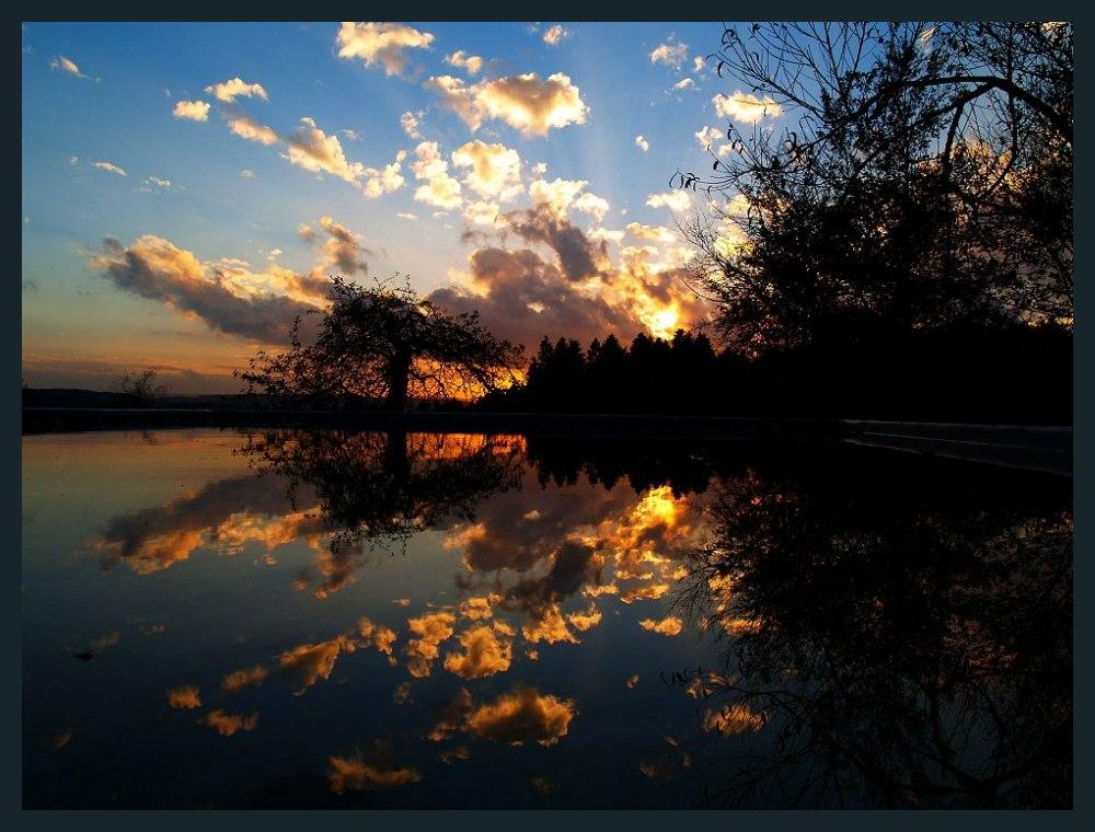 The Sundown Mirror