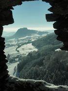 The sunny side of life.... am 2.Weihnachtstag 2010 auf dem Hohenkrähen....tolle Aussicht inklusive..