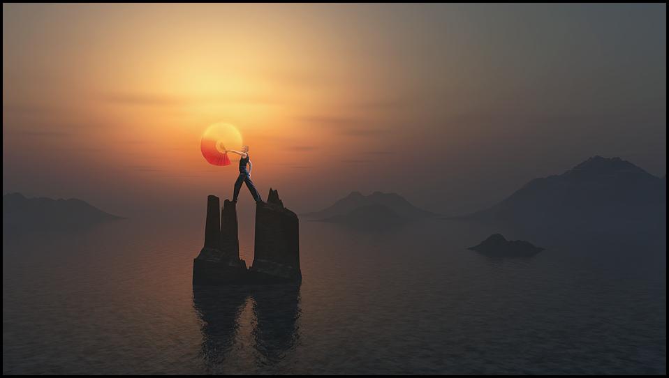 the Sunset Maker