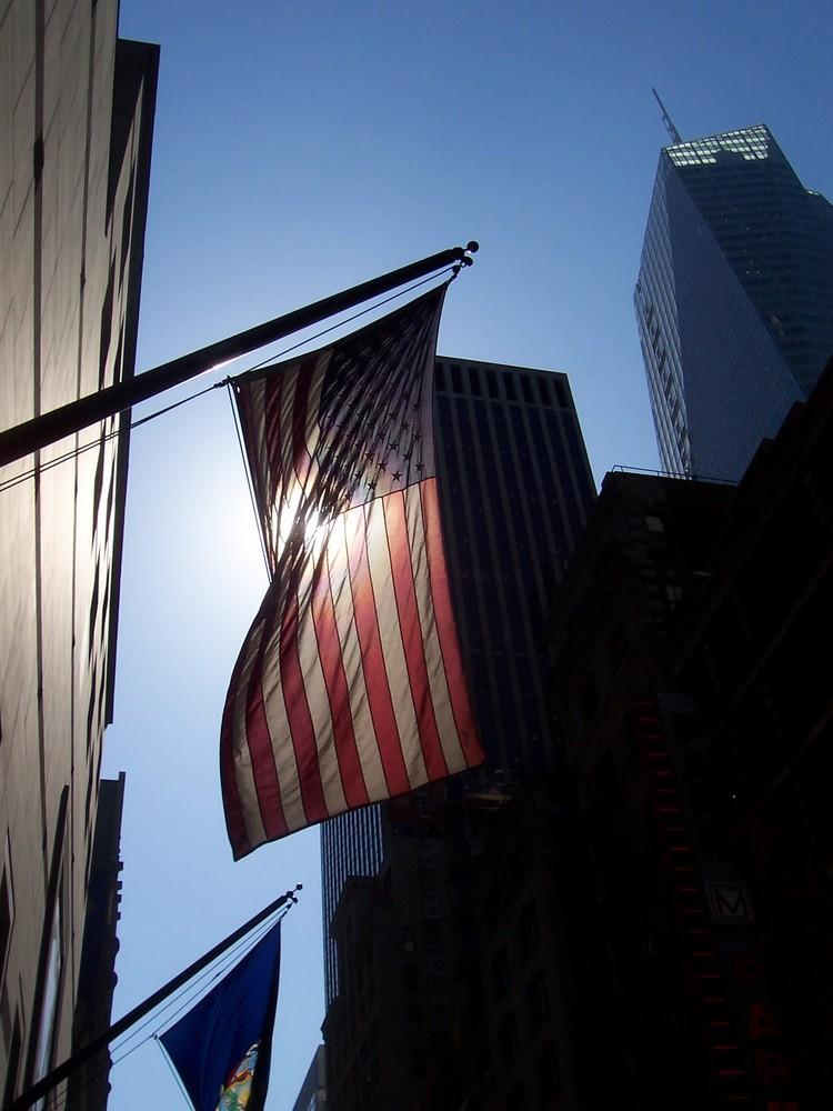 The sunshine Flag...