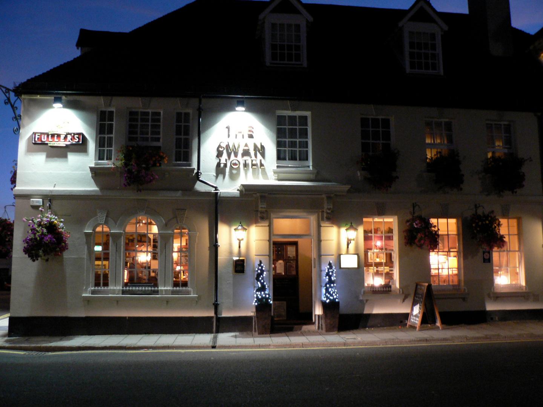 The Swan Hotel, Arundel