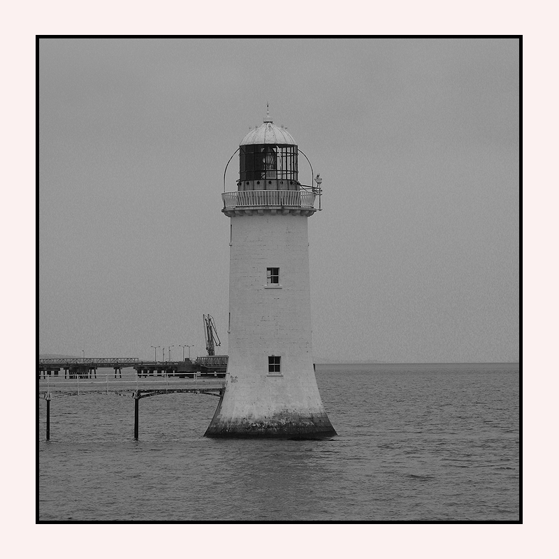 The Tabert Lighthouse....