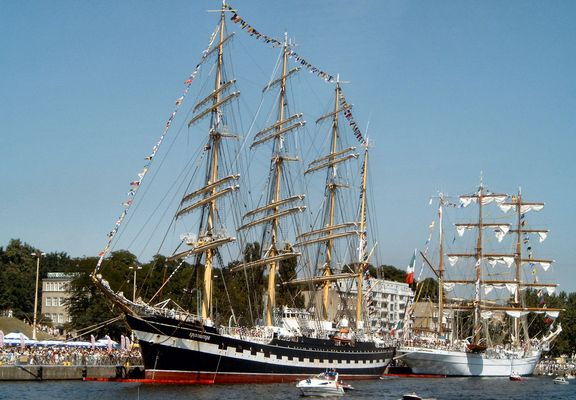 The Tall Ships' Races 2007 Stettin